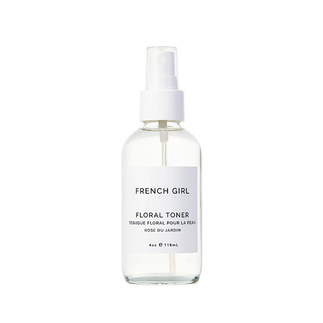 French Girl Organics Floral Toner - Beauty Routine