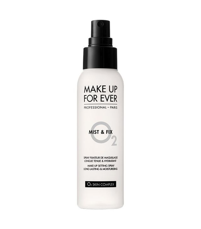 Make Up For Ever Mix & Fix Setting Spray - Makeup Tips