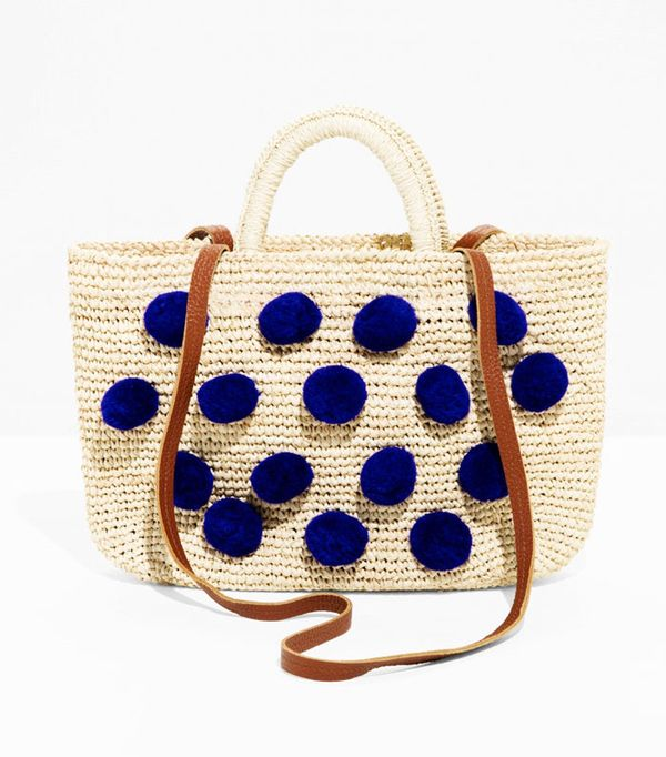 Best basket bags: & Other Stories bag