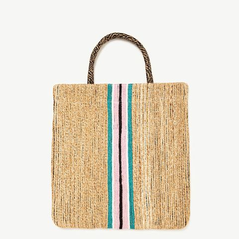 Natural Fibre Handbag
