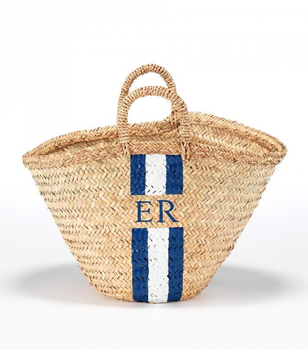 Best basket bags: Rae Feather bag