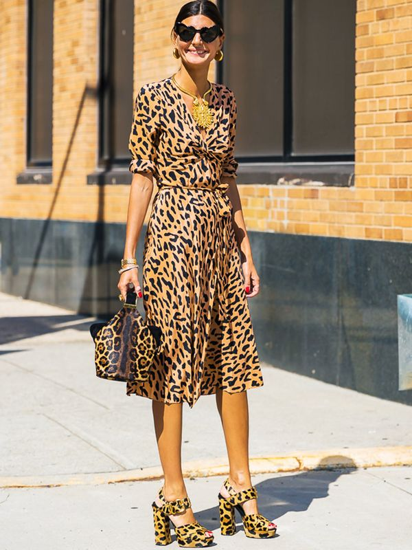 How to Wear Leopard Print: This #1 Print Everyone's ...