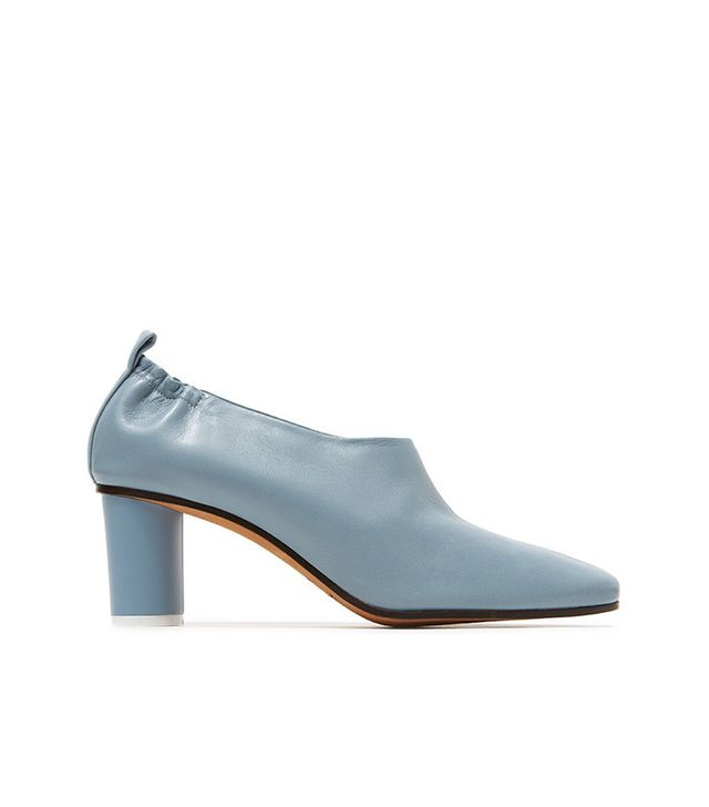 Gray Matters blue pumps