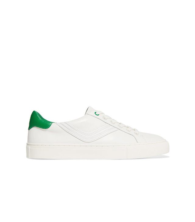 affordable leather sneakers
