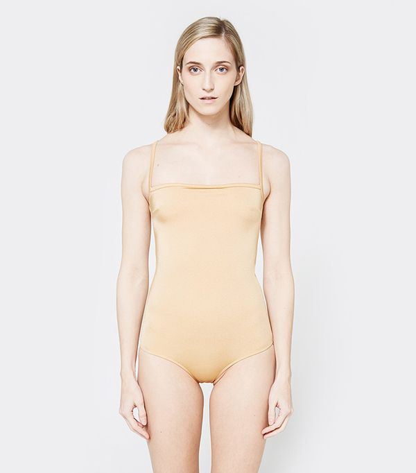 Baserange Kinch Swimsuit in Eldorado
