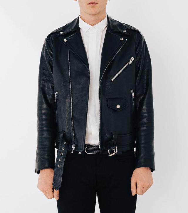 Laer Classic Moto Jacket