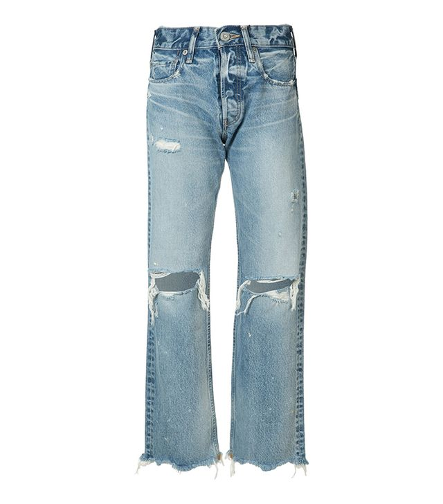 bet distressed jeans