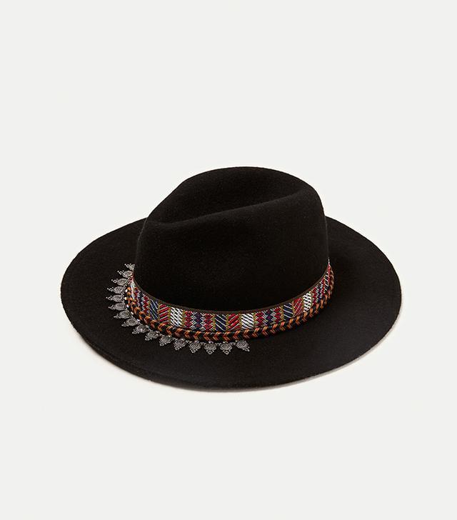 zara black hat