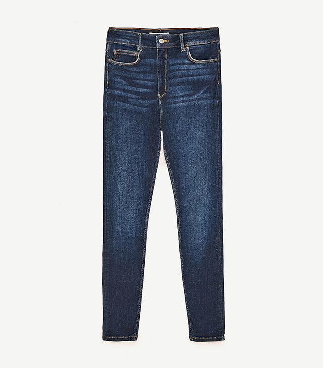best zara skinny jeans