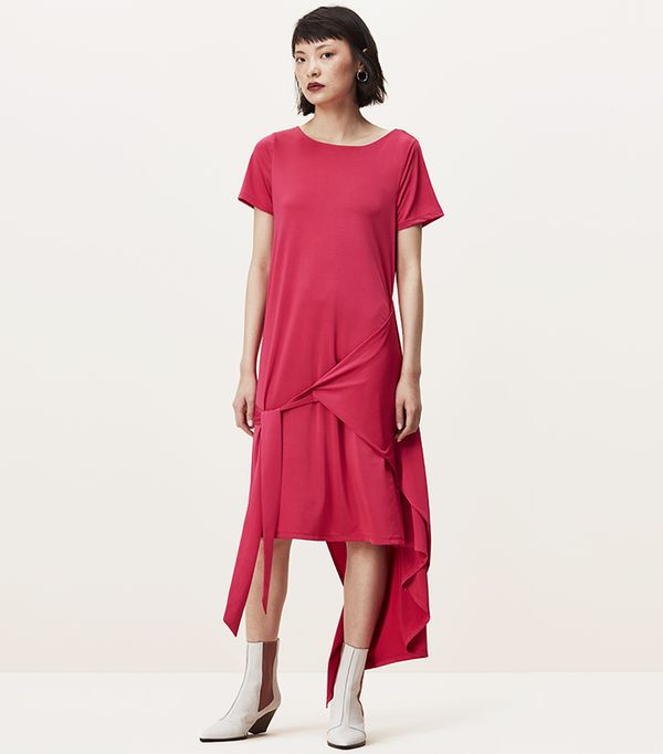 Pink Trend: Finery Silsby Dress