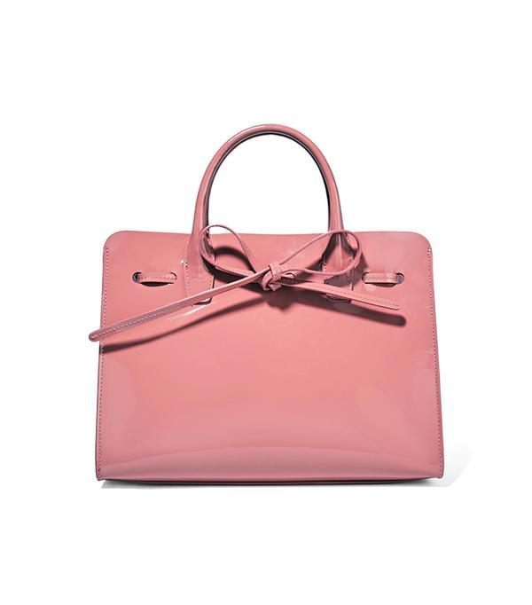 Pink Trend: Mansur Gavriel Sun Mini Patent Tote
