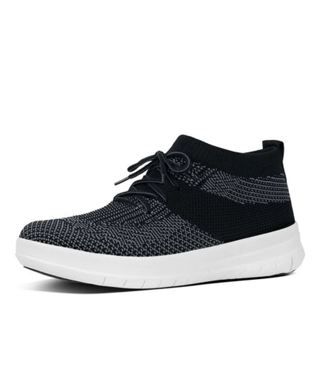 Best knitted sneakers: Fitflop slip on