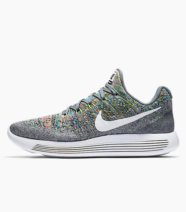 Best knitted sneakers: Nike Lunarepic Low Flyknit