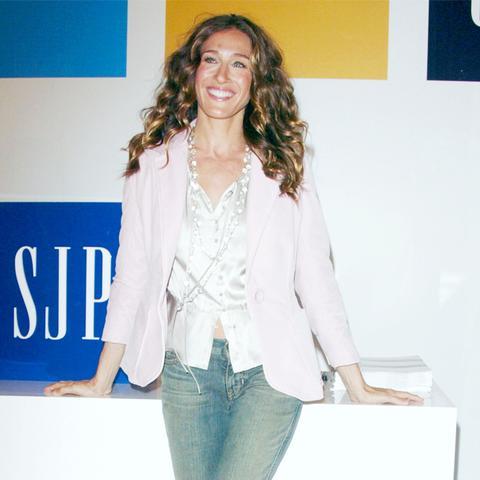 Worst fashion trends: Sarah Jessica Parker jorts