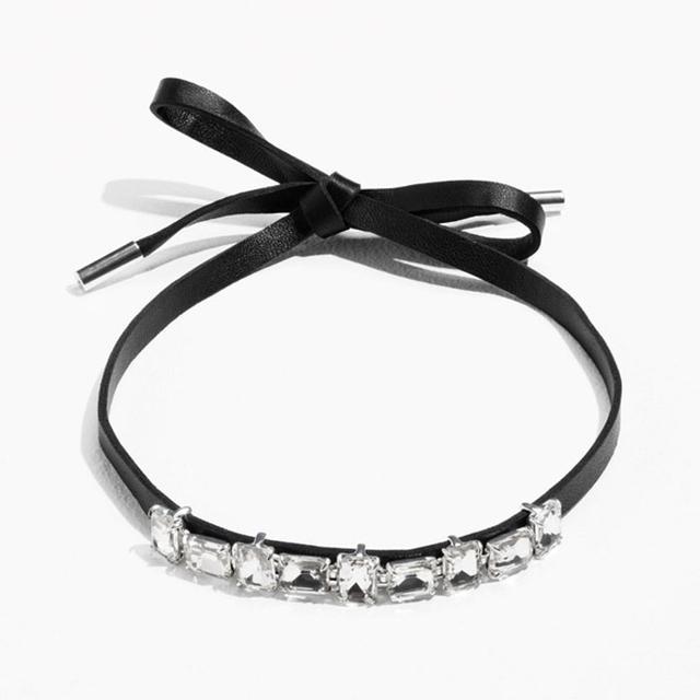 best crystal choker necklace