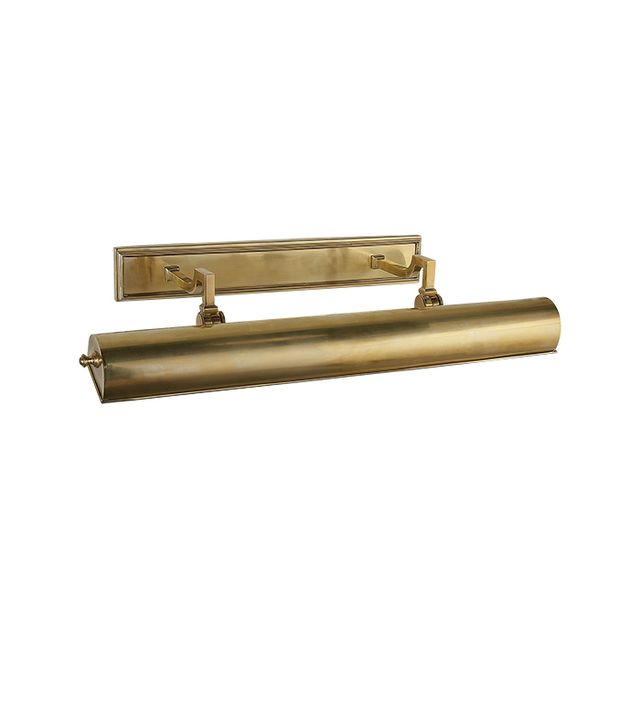 Traditional Décor — Brass Picture Lights