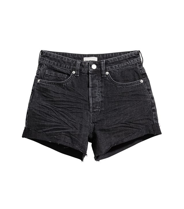 best affordable shorts- H&M