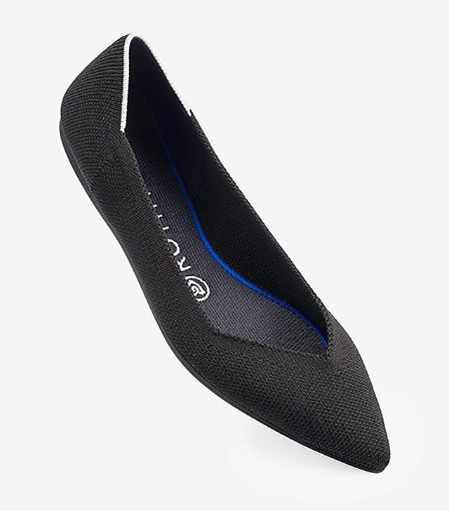 best comfortable flats- rothy's