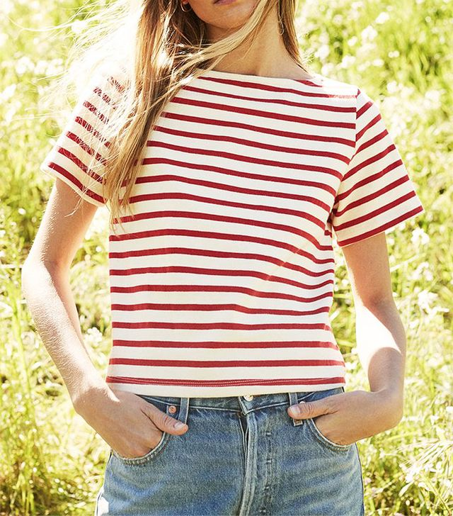 best striped tee