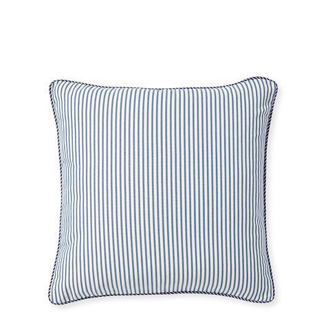 Perennials Ticking Stripe Pillow Cover