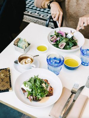 The Most Productive People Eat This for Lunch