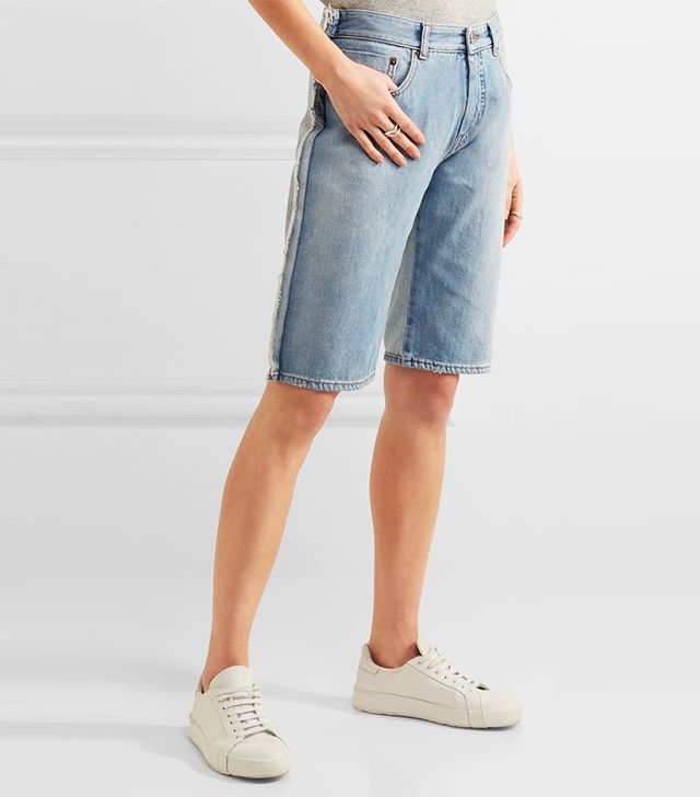 best long jean shorts