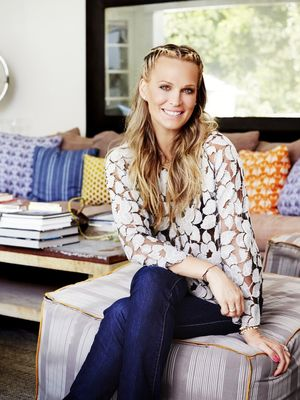 Molly Sims's 5 Tips to Host an Easy (and Potentially Last-Minute) Easter Brunch