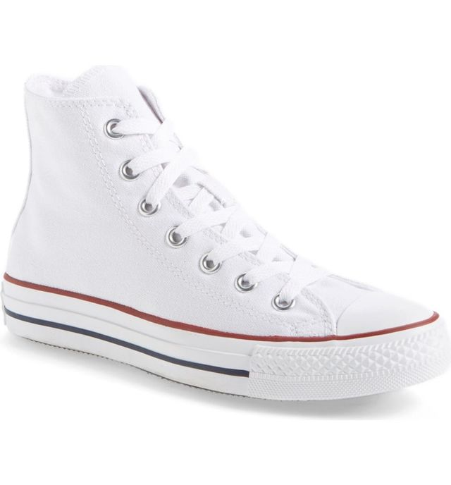 white high tops - Converse Chuck Taylor High Top Sneakers
