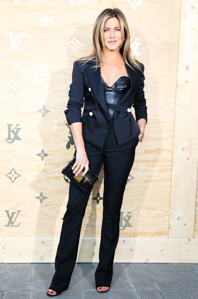 Jennifer Aniston in Louis Vuitton
