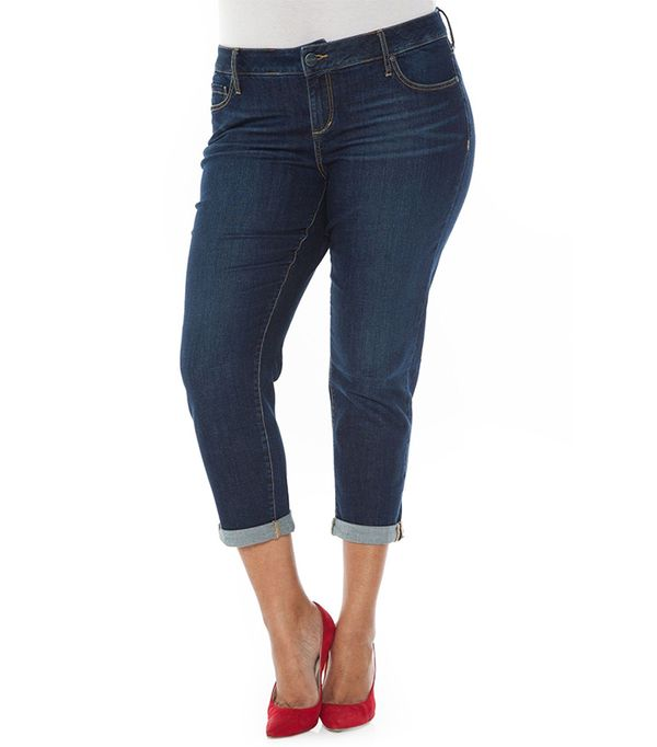 best jeans for curvy girls -
