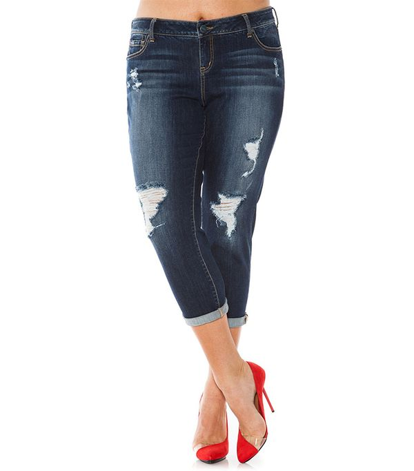 jeans for curvy women -