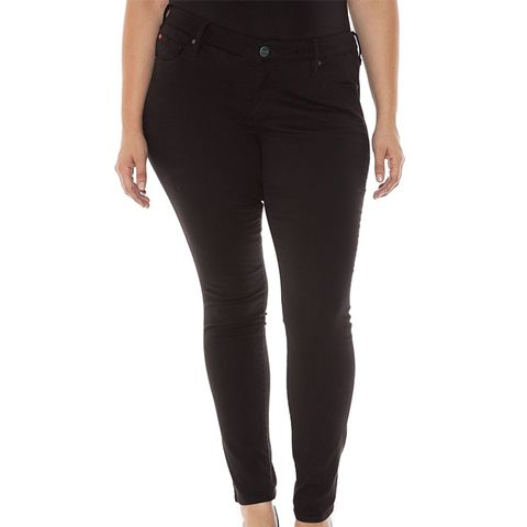 The Skinny Stretch Denim Jeans