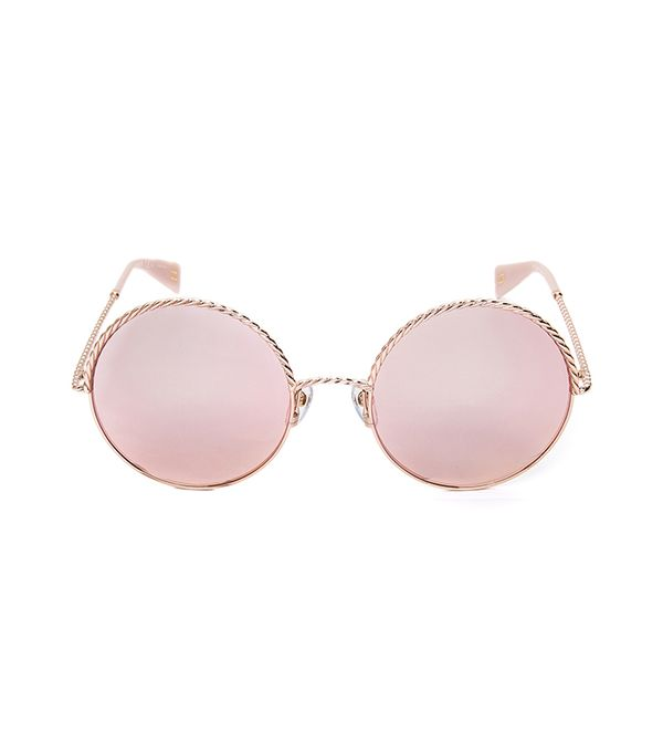 best round sunglasses - Marc Jacobs Rope Round Sunglasses