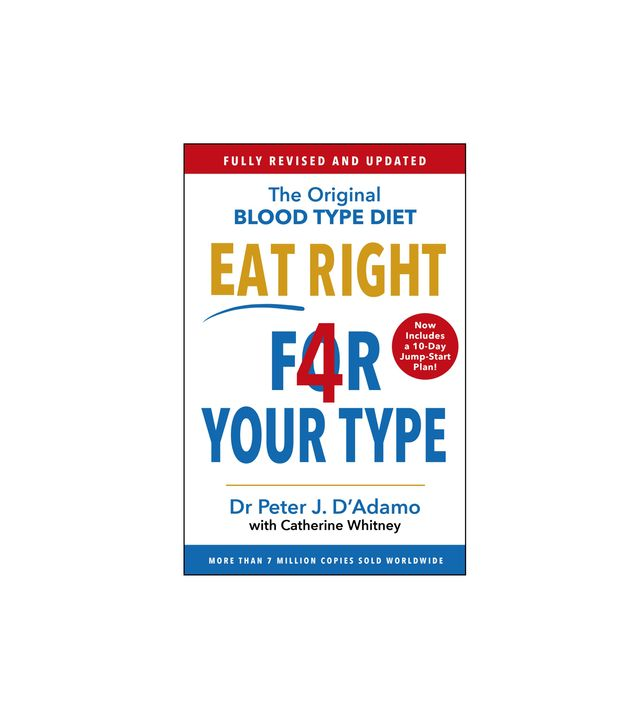 Eat Right 4 Your Type by Peter D'Adamo and Catherine Whitney
