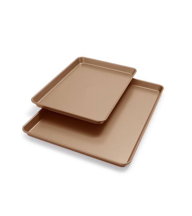 KitchenAid Professional-Grade Nonstick Jellyroll Pan and Baking Sheet