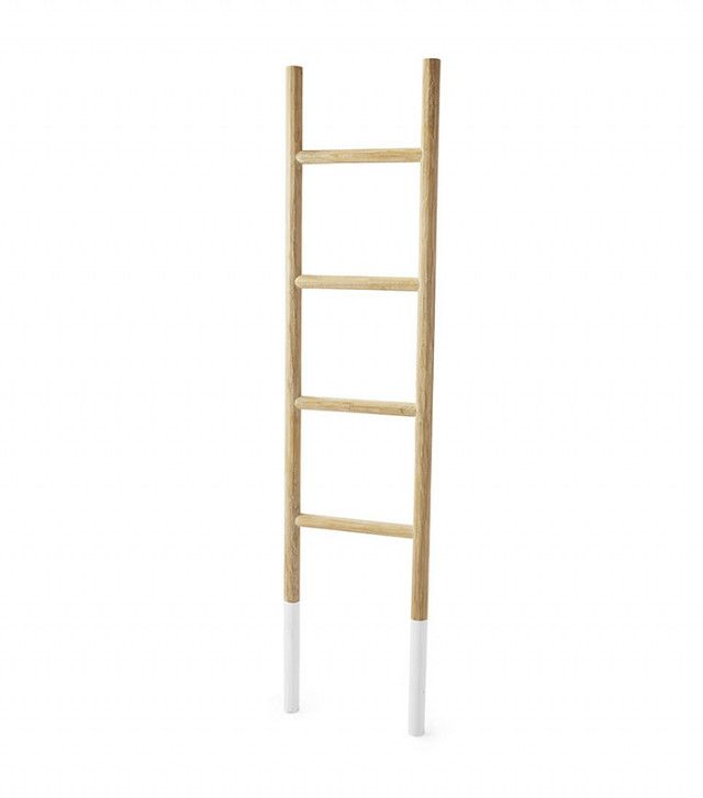 Serena & Lily Teak Ladder