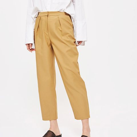 Chino Style Peg Trousers