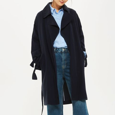 Tencel Duster Coat