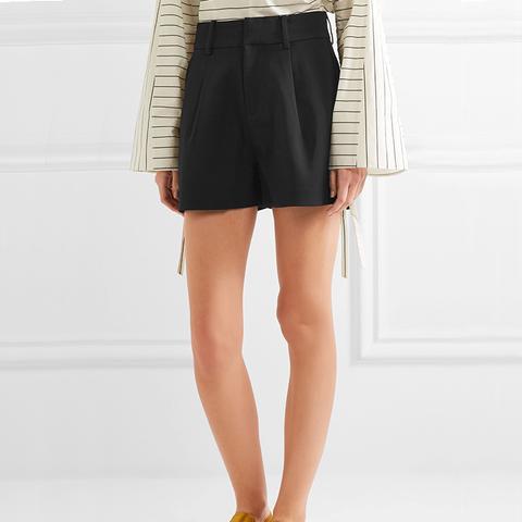Durum Crepe Shorts