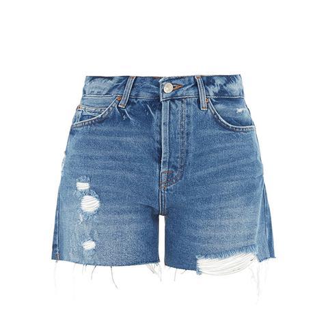 MOTO Ashley Boyfriend Shorts
