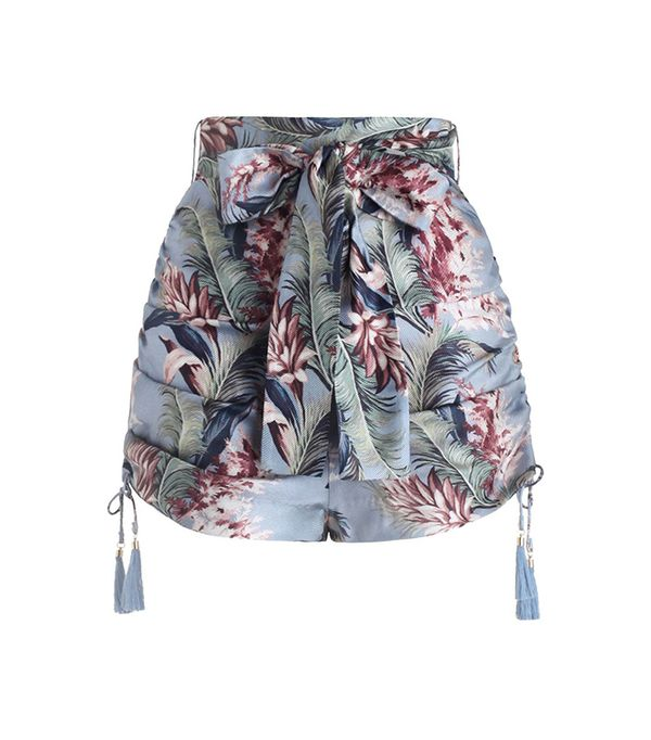 Zimmermann Winsome Ruched Short