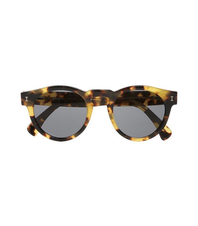 best round sunglasses- Illesteva