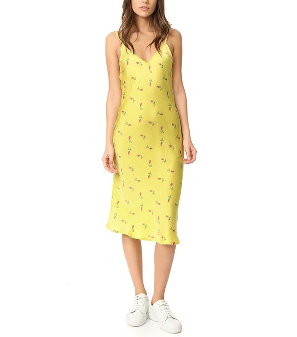 best yellow dress