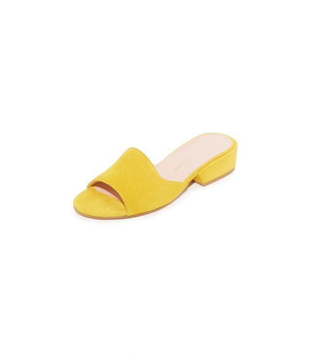 Stuart Weitzman Sliderule Sandals