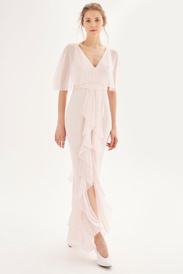Topshop bridesmaid dresses - pink