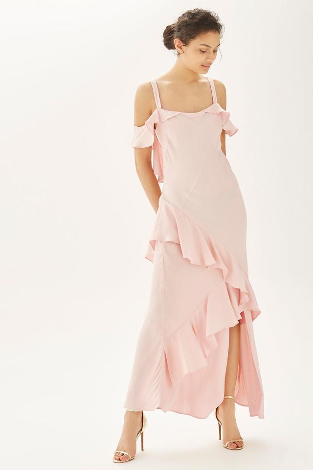 Topshop bridesmaid dresses - ruffled