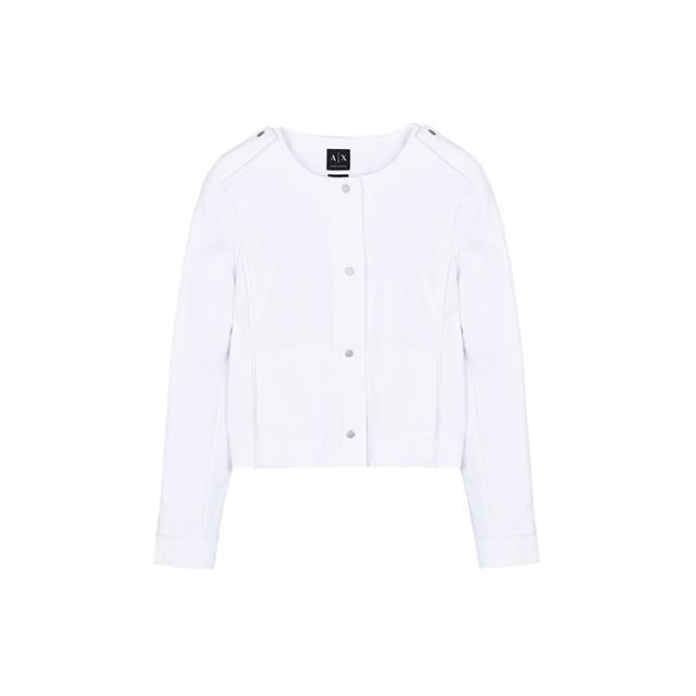 Armani Exchange Linen Blazer