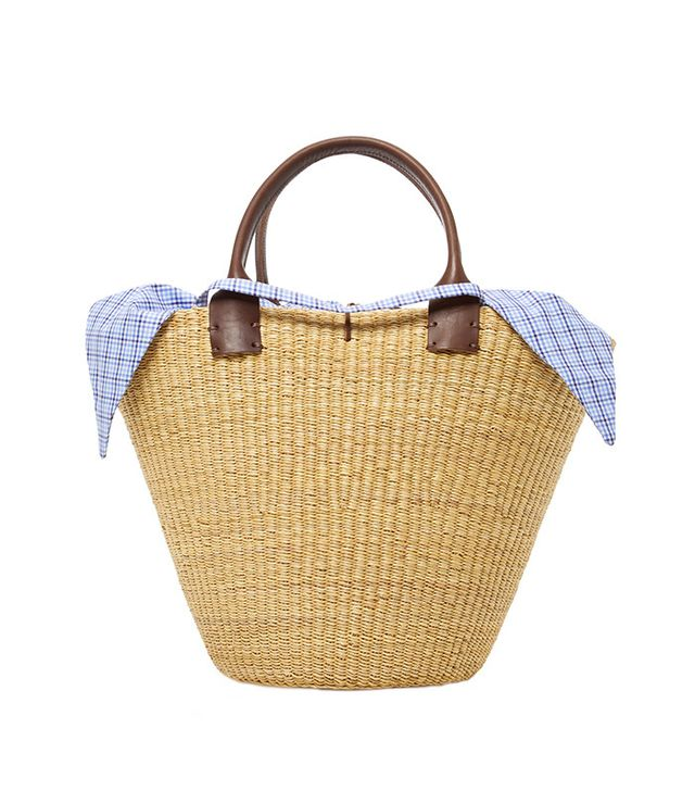 Muun Kyoto William Straw Tote