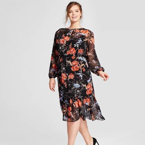 Flowy Maxi Dress