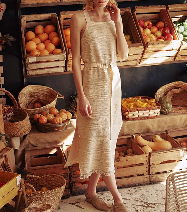 cool boho dresses - Nanushka Danna Dress